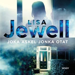 Joka askel jonka otat (ljudbok) av Lisa Jewell