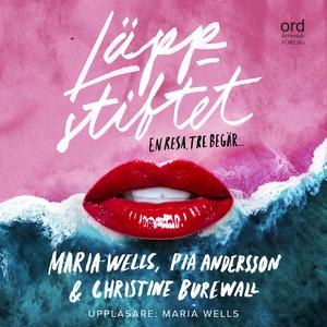 Läppstiftet (ljudbok) av Pia Andersson, Maria W