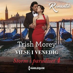Vilse i Venedig (ljudbok) av Trish Money
