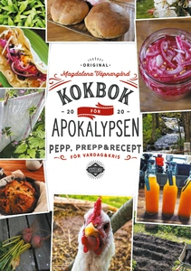 Kokbok för Apokalypsen: Pepp, prepp & recept (e