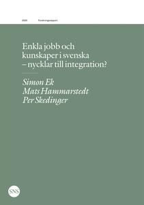 Enkla jobb och kunskaper i svenska - nycklar ti