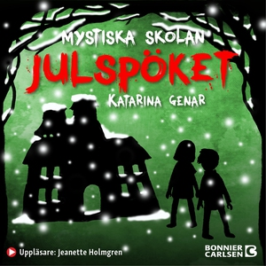 Julspöket (ljudbok) av Katarina Genar