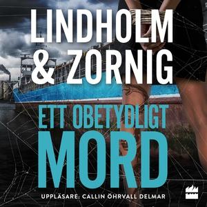 Ett obetydligt mord (ljudbok) av Lisbeth Zornig