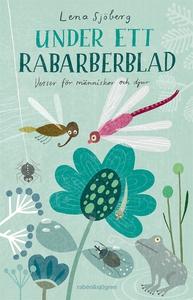 Under ett rabarberblad : verser för människor o
