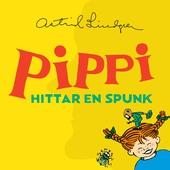 Pippi hittar en spunk