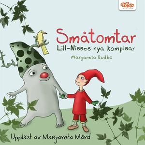 Lill-Nisses nya kompisar (ljudbok) av Margareta