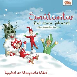 Det stora julracet (ljudbok) av Margareta Rudbo