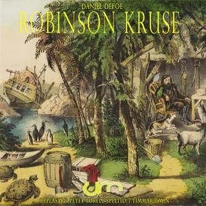 Robinson Kruse (ljudbok) av Daniel Defoe