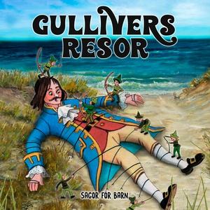 Gullivers resor (ljudbok) av Jonathan Swift