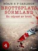 Brottsplats Sörmland.4, En odyssé av brott
