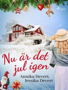Nu är det jul igen (e-bok) av Jessika Devert, A