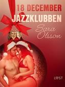 18 december: Jazzklubben - en erotisk julkalender