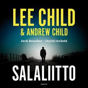 Salaliitto (ljudbok) av Lee Child, Andrew Child