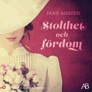 Stolthet och fördom (ljudbok) av Jane Austen