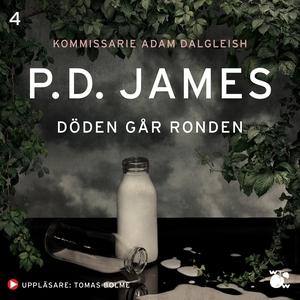 Döden går ronden (ljudbok) av P.D. James