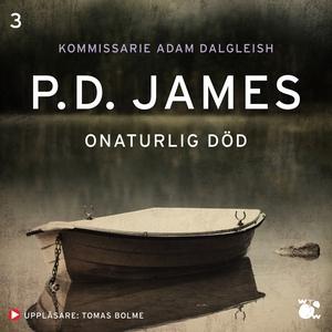 Onaturlig död (ljudbok) av P.D. James