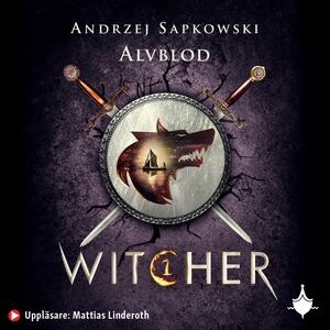 Alvblod (ljudbok) av Andrzej Sapkowski