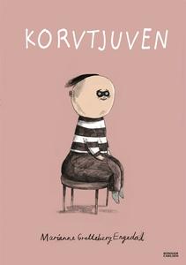 Korvtjuven (e-bok) av Marianne Gretteberg Enged