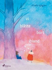 Vi blåste bort ibland (e-bok) av Viveka Sjögren