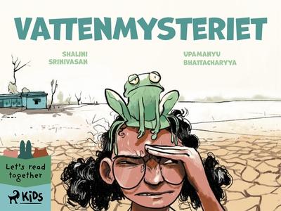 Vattenmysteriet (e-bok) av Upamanyu Bhattachary