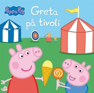 Greta på tivoli (e-bok) av Neville Astley, Mark