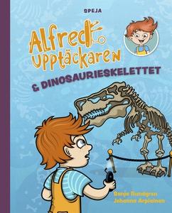 Alfred Upptäckaren och dinosaurieskelettet (e-b
