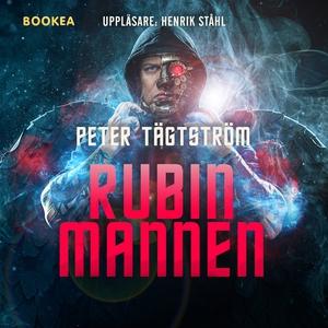 Rubinmannen (ljudbok) av Peter Tägtström