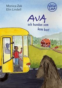 Ava och hunden som kom bort (e-bok) av Monica Z