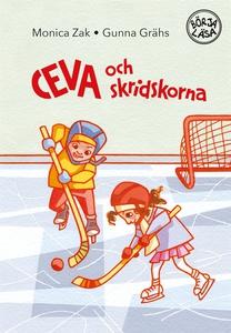 Ceva och skridskorna (e-bok) av Monica Zak