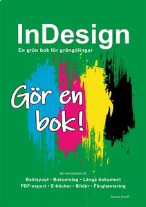 InDesign - En grön bok för gröngölingar: Gör en