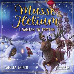 Jul med Musse & Helium. I väntan på tomten (lju