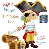 Kapten Hallon : Hemliga ön