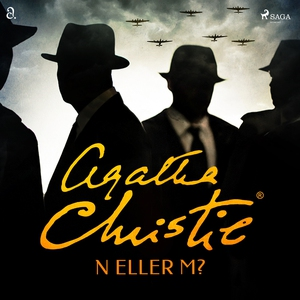 N eller M? (ljudbok) av Agatha Christie