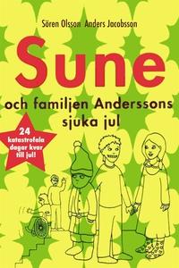 Sune och familjen Anderssons sjuka jul (e-bok)