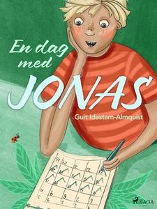 En dag med Jonas (e-bok) av Guit Idestam-Almqui