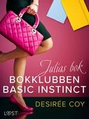 Bokklubben Basic Instinct: Julias bok - erotisk romance