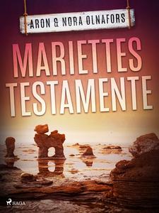 Mariettes testamente (e-bok) av Aron Olnafors,