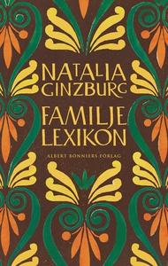 Familjelexikon (e-bok) av Natalia Ginzburg