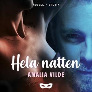 Hela natten (ljudbok) av Amalia Vilde
