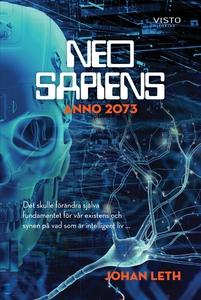 Neo sapiens - Anno 2073 (e-bok) av Johan Leth