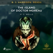 B. J. Harrison Reads The Island of Doctor Moreau