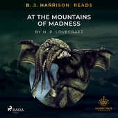 B. J. Harrison Reads At The Mountains of Madness