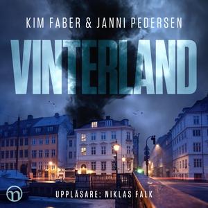 Vinterland (ljudbok) av Kim Faber, Janni Peders