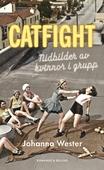 Catfight : Nidbilder av kvinnor i grupp