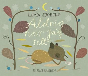 Aldrig har jag sett (e-bok) av Lena Sjöberg