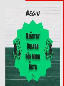 Hjärtat Bultar För Mina Äkta (e-bok) av Negin R
