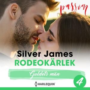 Rodeokärlek (ljudbok) av Silver James