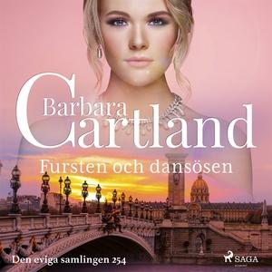 Fursten och dansösen (ljudbok) av Barbara Cartl