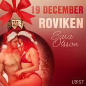 19 december: Roviken - en erotisk julkalender
