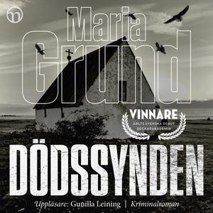 Dödssynden (ljudbok) av Maria Grund